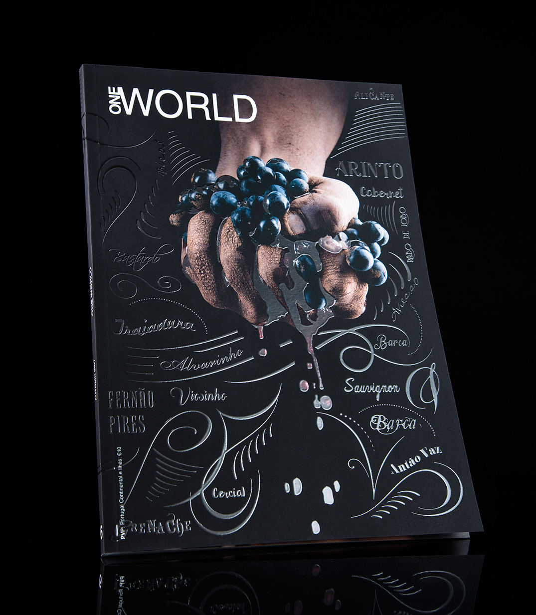 M&A Creative Agency es portada de la revista One World