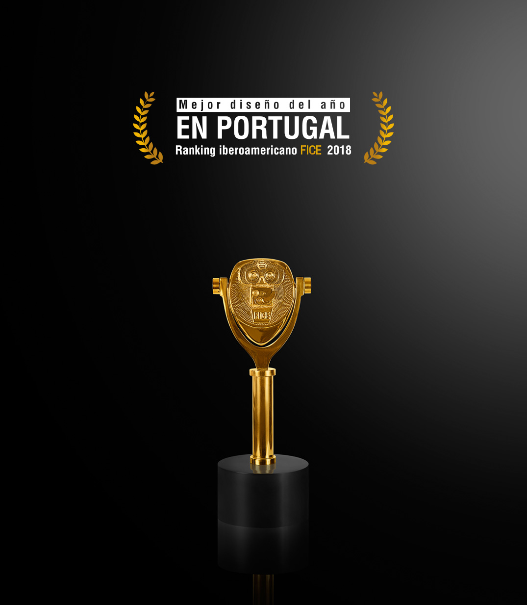 "M&A Creative Agency is ""Best Design in Portugal"" by FICE 2018"