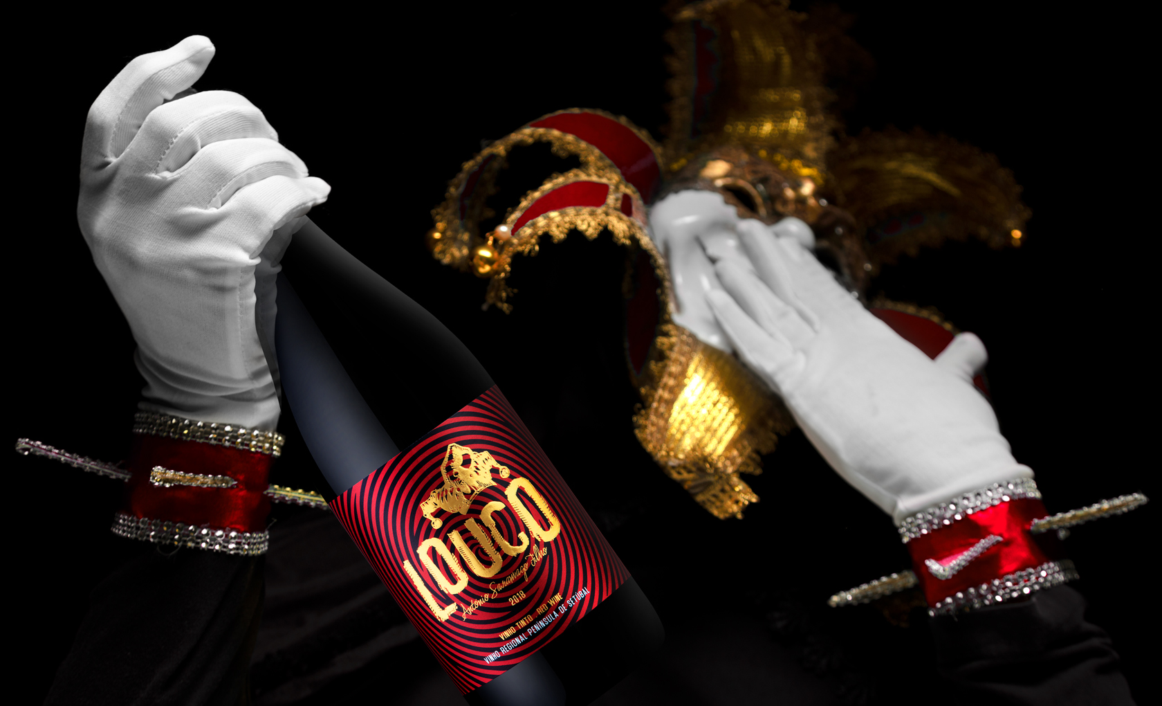 Louco Red Wine Edition
